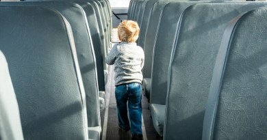 Calls to reinstate free bus travel for children