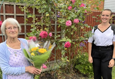 Basildon pensioner thanks domestic abuse officer after son is jailed
