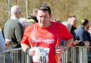Martin covers 10km a day for The Fire Fighters Charity