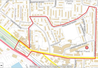 Dispersal order put in place for two areas in Tilbury