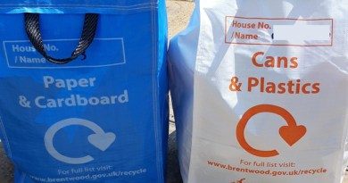Complaints over new recycling system in Brentwood knocked back by council