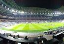Half-time at the Tottenham Hotspur Stadium…