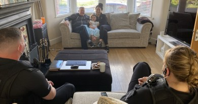 Westcliff man recalls 3am kidney transplant alert