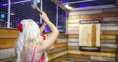 Axe-throwing adventure bar planned for Chelmsford