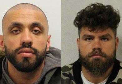 Organised crime group including former Met PC jailed for intercepting drug courier cash