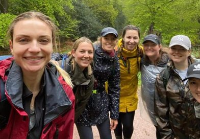 Mum aims for 'peak' performance in charity challenge