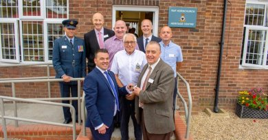 RAF Hornchurch Heritage Centre officially opens
