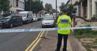 Two arrested after death of man in Westcliff