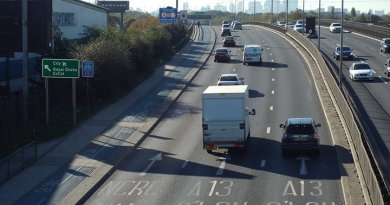 Residents and traders react to A13 tunnel plans