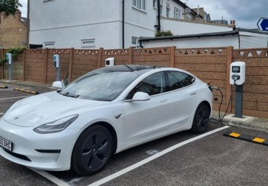Plug into greener travel with Redbridge Council's new fast charging hub for electric vehicles