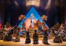 A week at the Cliffs for Palladium production of Joseph