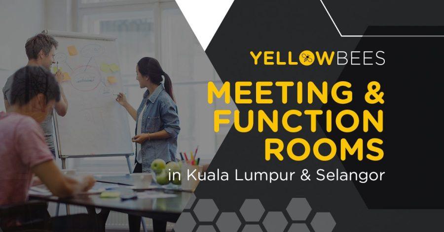 Meeting & Function Rooms in Kuala Lumpur & Selangor