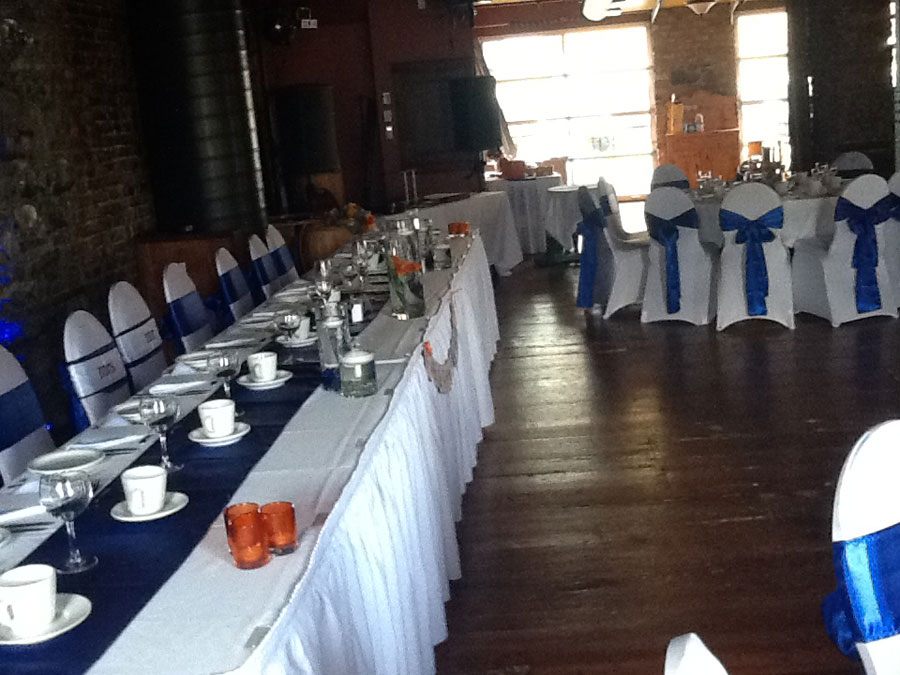 Yellowbelly Brewery  Wedding Packages