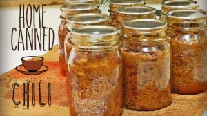 How-To Monday: Home Canned Chili