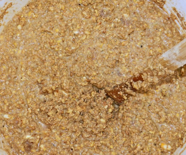 Yellow Birch Hobby Farm- Fermented Feed Oatmeal Consistency