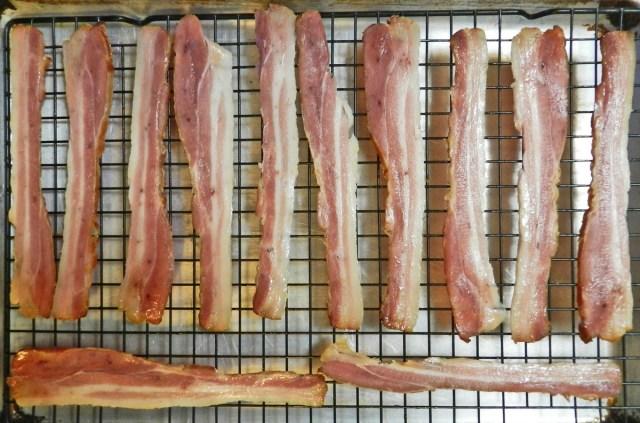 yellow birch hobby farm- bacon