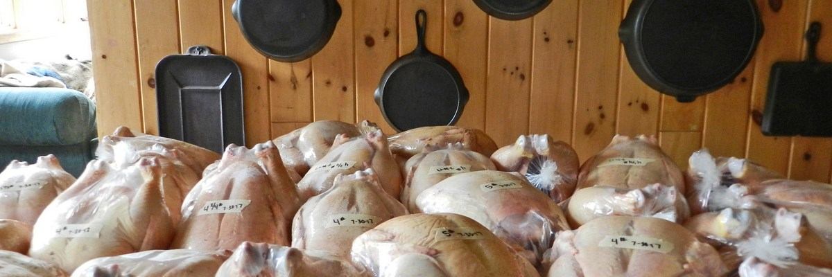 Butcher Day Checklist- Yellow Birch Hobby Farm