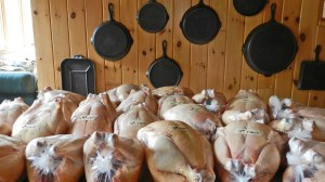 Processing Broiler Chickens: Butcher Day Checklist