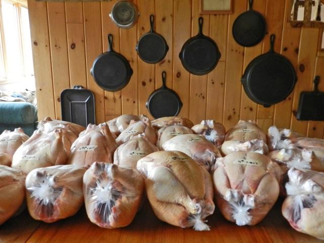 Butcher Day Checklist- Yellow Birch Hobby Farm