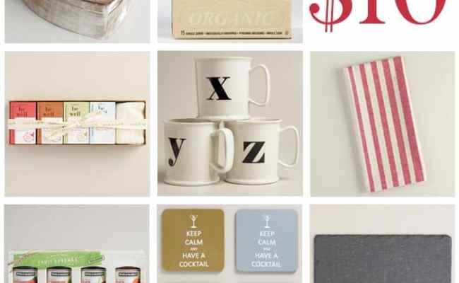 10 Hostess Gift Ideas Under 10 Yellow Bliss Road