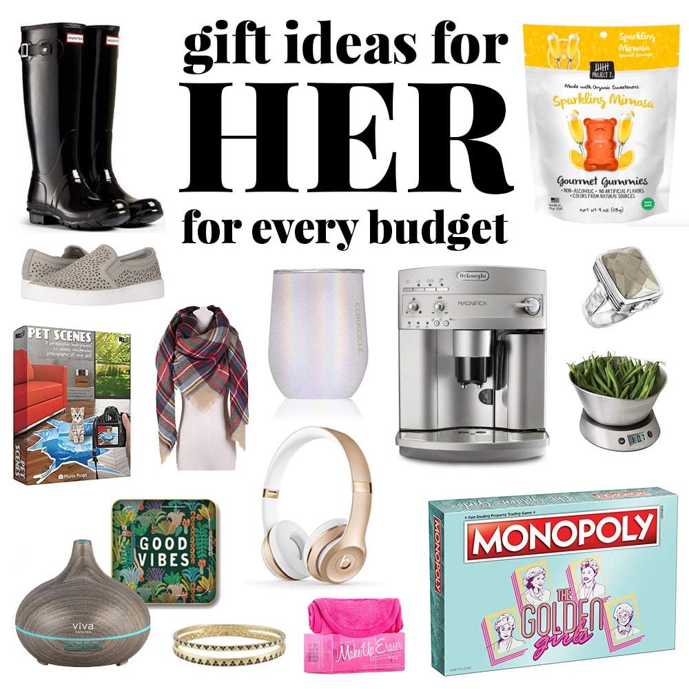 Holiday Present Ideas Her