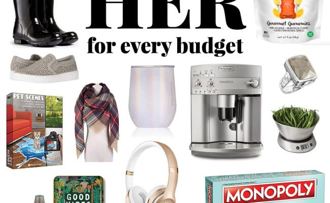 Christmas Gift Ideas For Her Gifts For Women