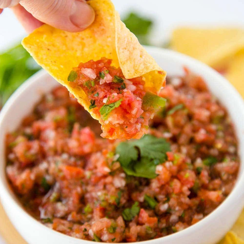 Best Homemade Salsa
