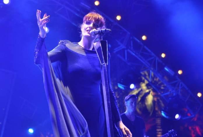 Müzik grubu Florence and the Machine