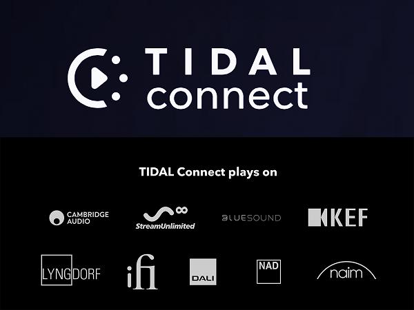 NAD, Naim, KEF και άλλες συσκευές, υποστηρίζουν πλέον τη ροή μουσικής με το TIDAL CONNECT.
