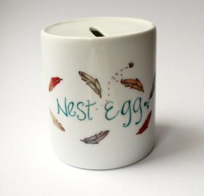 Nest Egg Money Box