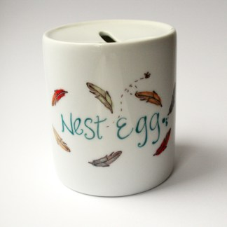 Nest Egg Money Box