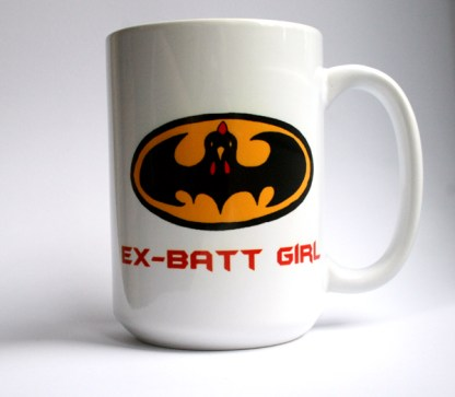 Ex-Batt Chicken Mug