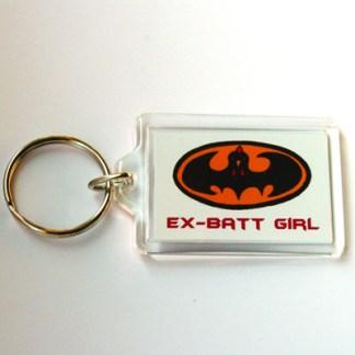 Ex Batt Keyring