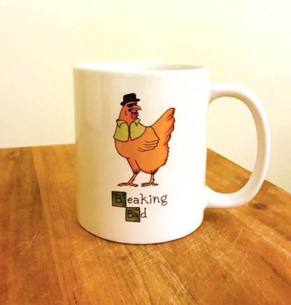 Beaking Bad Chicken Mug