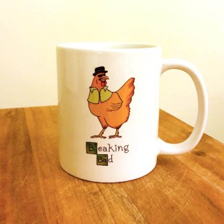Beaking Bad Chicken Mug