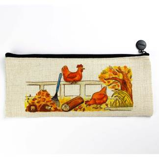 Chicken Pencil Case