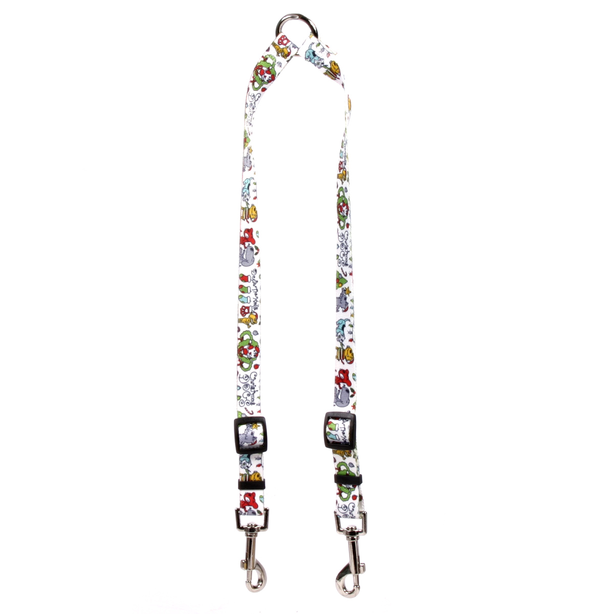 Christmas Dogs Roman H Harness By Yellow Dog Design