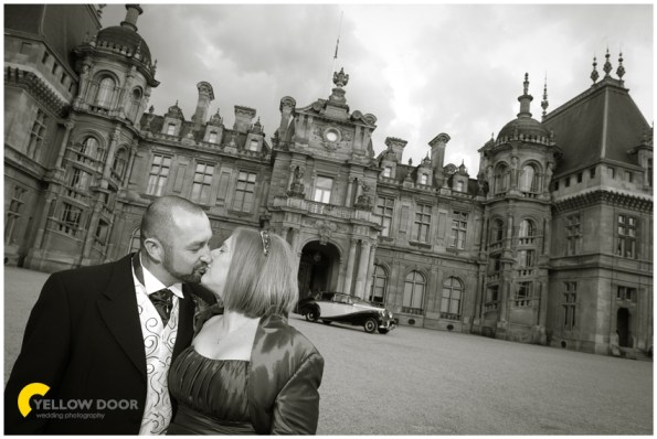 Waddesdon Manor wedding photographer