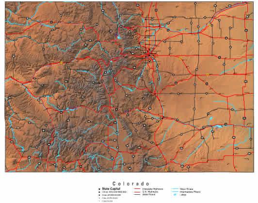 Printable Kentucky Map Cities