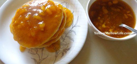 Mango Maple Syrup Recipe