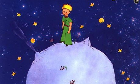 Little B's The Little Prince Moment