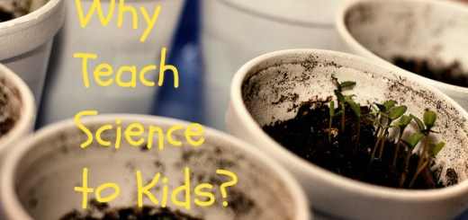 why teach science to kids