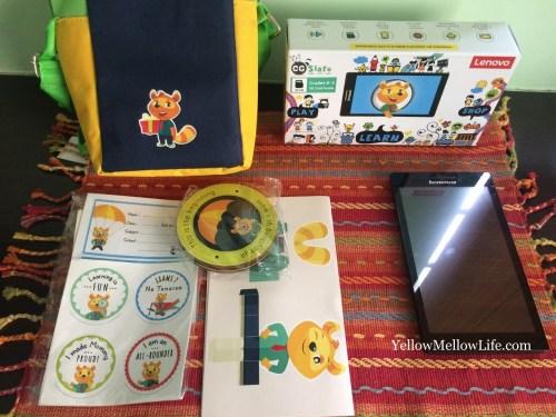 Lenovo CG Slate for School Kids Review