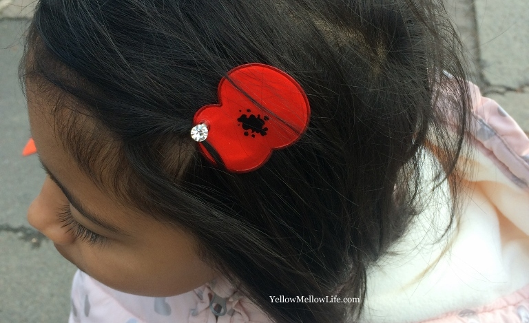 Week-long Obsession Learning About Poppies and Remembrance Day