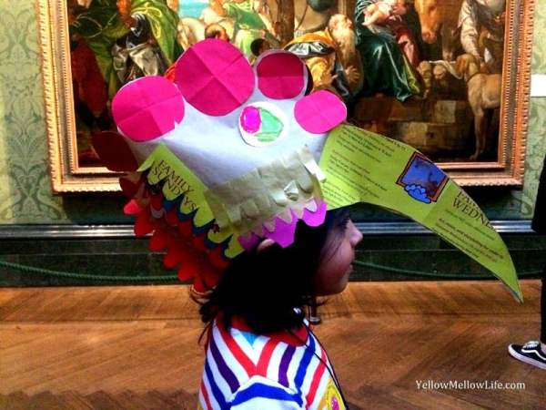 Family Events at the National Gallery