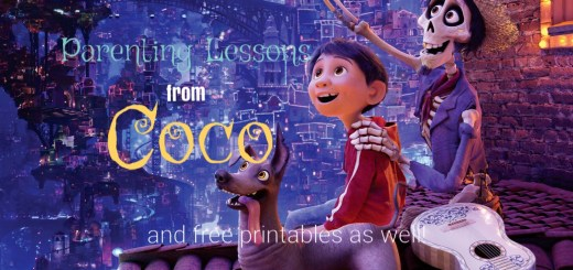 Disney Pixar Coco movie review for parents