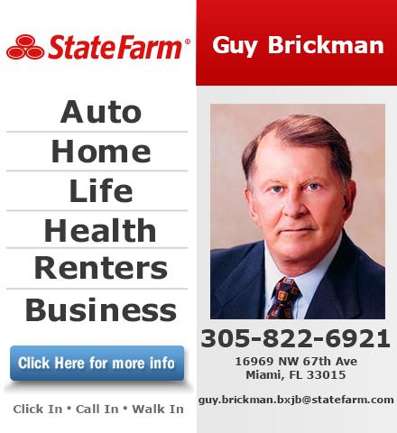 guy brickman state farm
