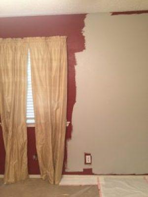 Bedroom Kelsey House Before