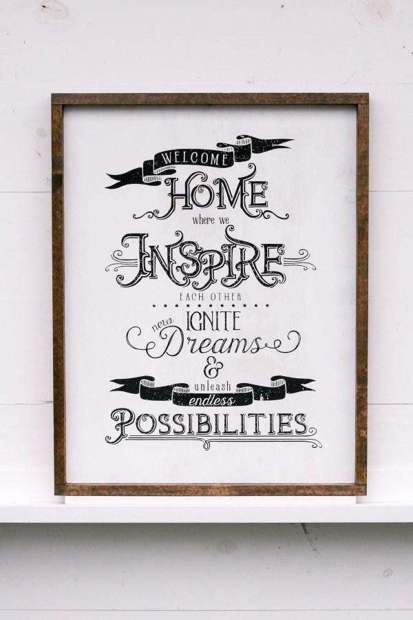 Home Where We Inspire