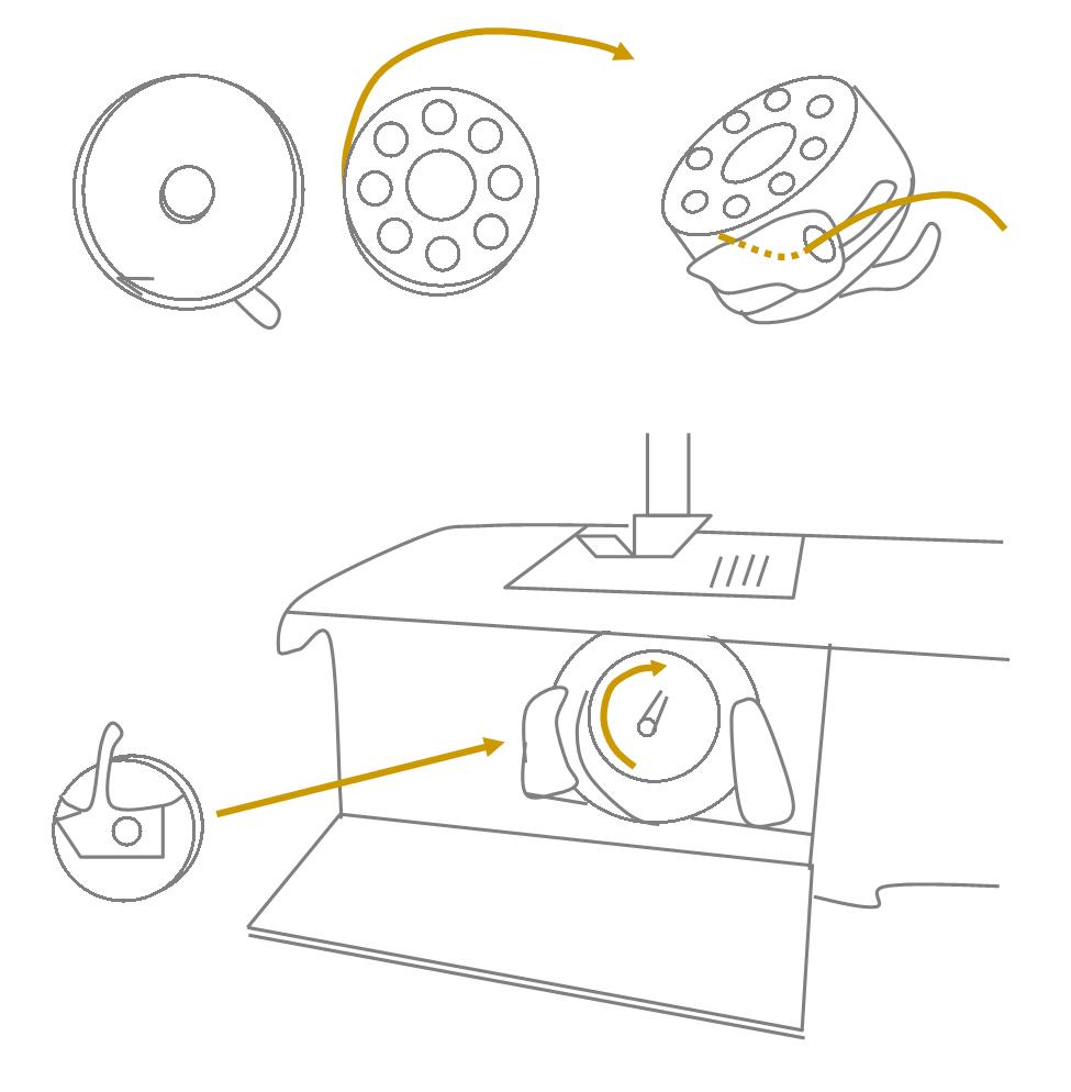 Singer Sewing Bobbin Case Diagram : 33 Wiring Diagram